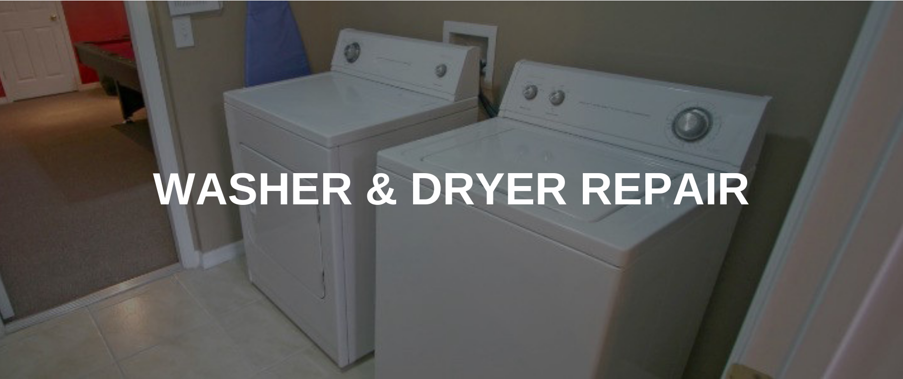 washing machine repair wallingford